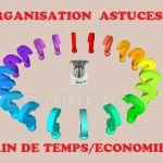 ORGANISATION GAIN DE TEMPS/CUISSON CROISEE