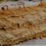 MILLE FEUILLES VANILLE TONKA AU THERMOMIX