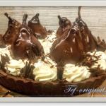 tarte ultime chocolat poire