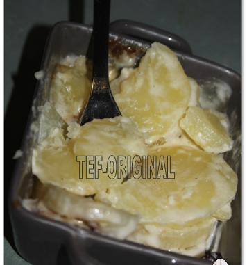 gratin-pommes de terre-legume-thermomix