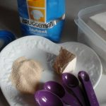 levure instantanée et levure fraiche pain cocotte thermomix