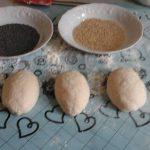 petits pain aux graines Thermomix