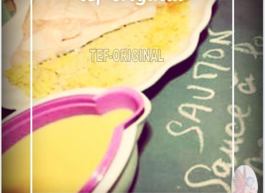 saumon sauce a la mangue thermomix
