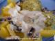 boulettes de poisson aux champignons et pommes vapeur thermomix