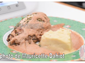 lapin au cidre thermomix