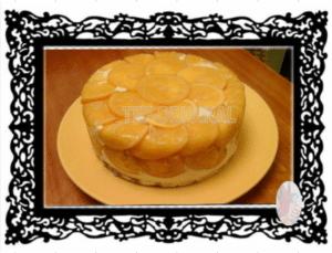 Cake Pomme Mercotte