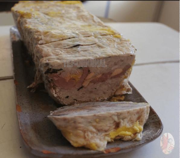 terrine de canard au foie gras au thermomix