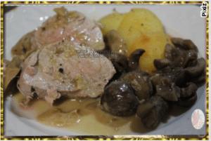 mignon; porc; chataignes; cidre; thermomix, tm31; tm5