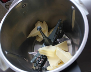 beurre pommade au thermomix