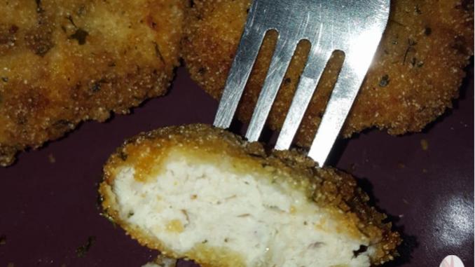 nuggets; poulet; beignets; épicés; thermomix; tm31; tm5