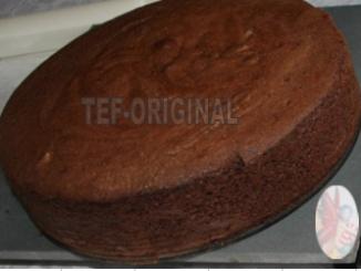 génoise au chocolat thermomix en pas à pas