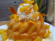 baba au rhum ananas vanille