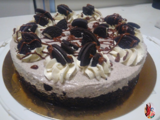 CHEESCAKE OREO AU THERMOMIX