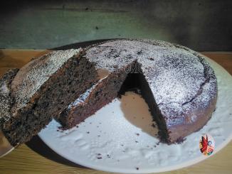 gâteau au chocolat basse calories au thermomix