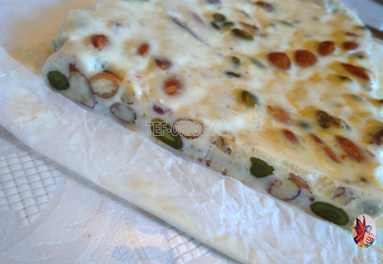 nougat de camembert ai Thermomix