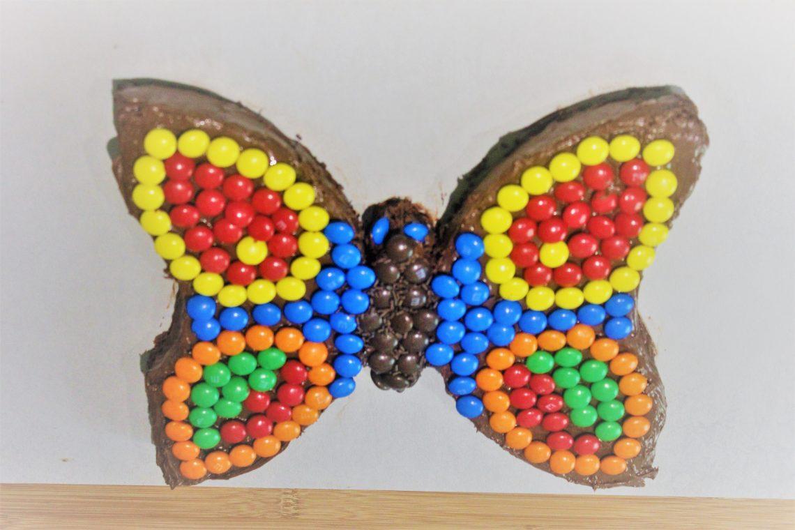 gâteau papillon au thermomix