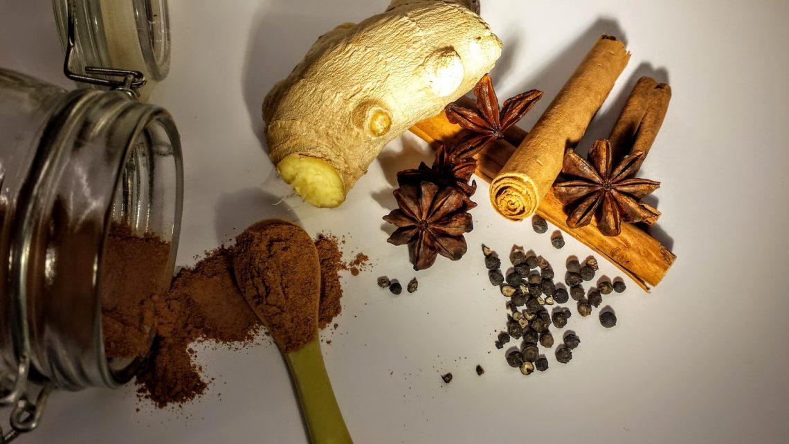 mélange à pain d'épices au thermomix