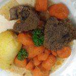 beouf carottes mijoté au thermomix TM6