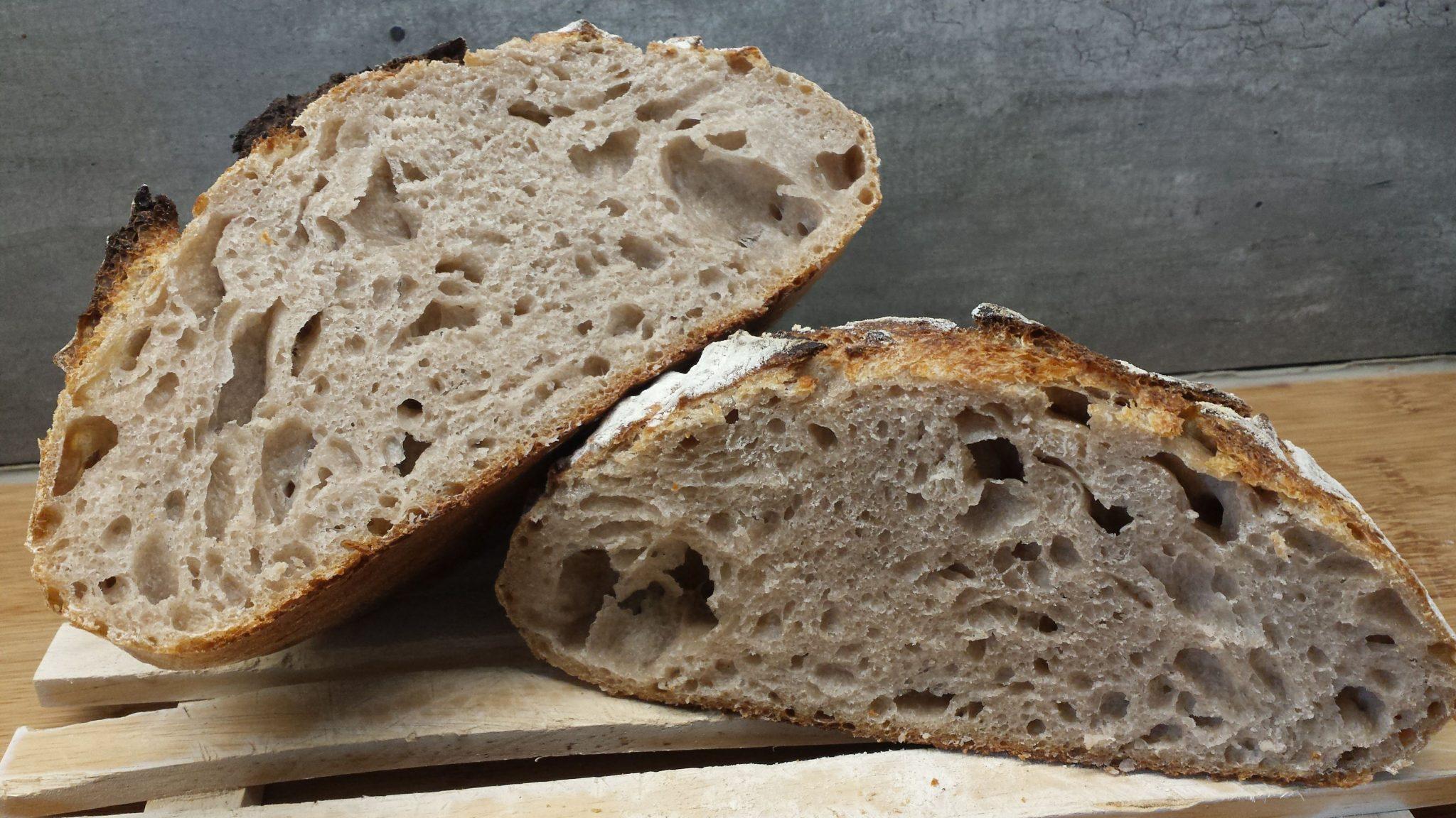 pain au levain liquide au thermomix