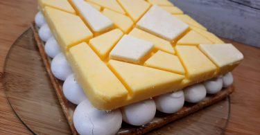 tarte renversante au citron meringuée au thermomix